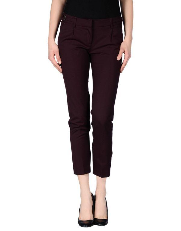 深紫 GOLD CASE 裤装