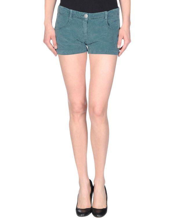 绿色 KRISTINA TI 短裤