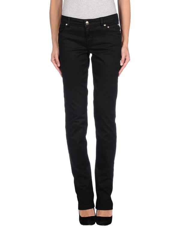 黑色 SIVIGLIA 裤装