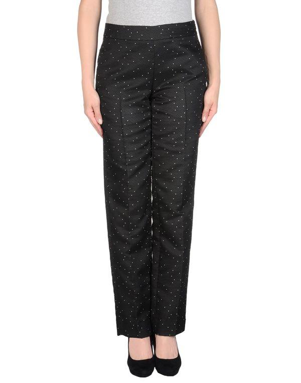 黑色 EMPORIO ARMANI 裤装
