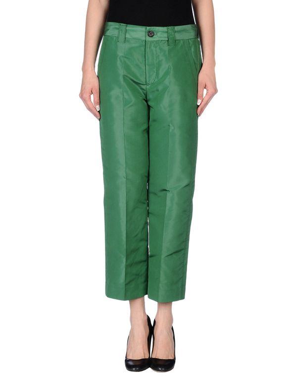 绿色 MARC JACOBS 裤装