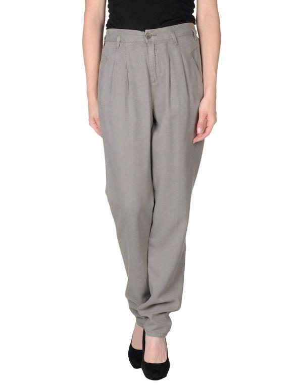 灰色 LIU •JO JEANS 裤装