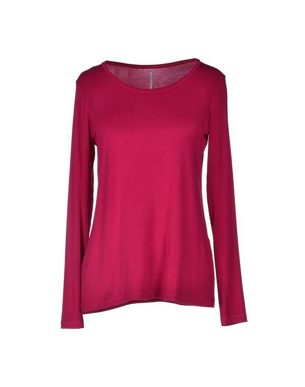 玫红色 LAVINIATURRA T-shirt