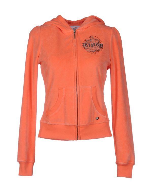 珊瑚红 LIPSY 运动服