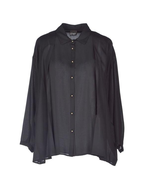 黑色 PF PAOLA FRANI Shirt