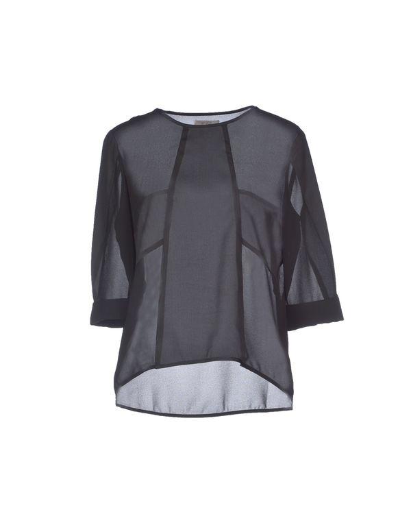 黑色 BY ZOÉ 女士衬衫
