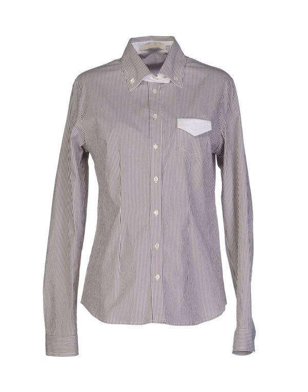 深棕色 PINKO Shirt