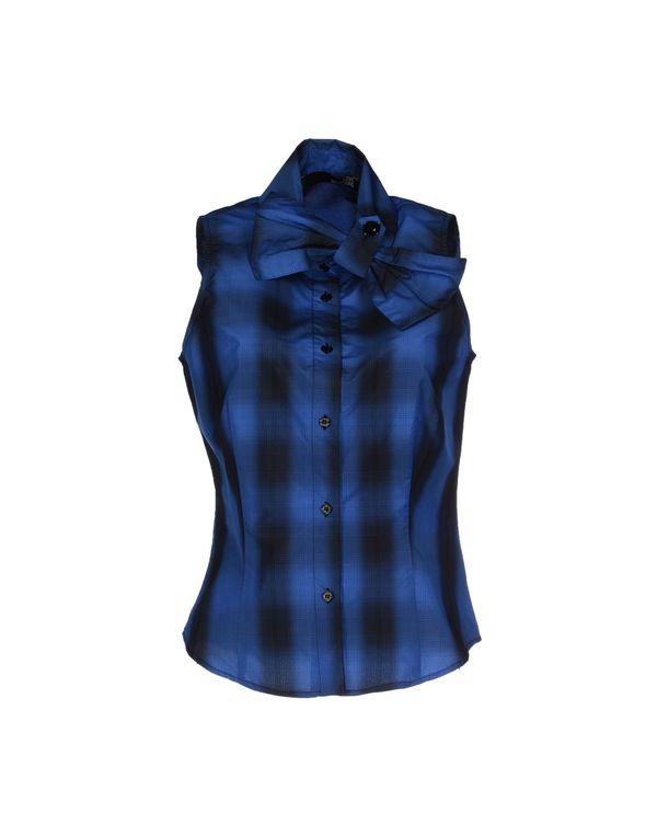蓝色 LOVE MOSCHINO Shirt