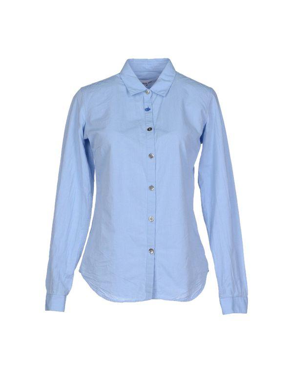 粉蓝色 M.GRIFONI DENIM Shirt