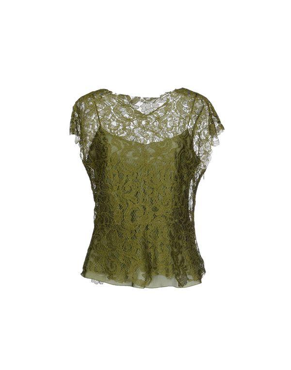 军绿色 PHILOSOPHY DI A. F. 女士衬衫