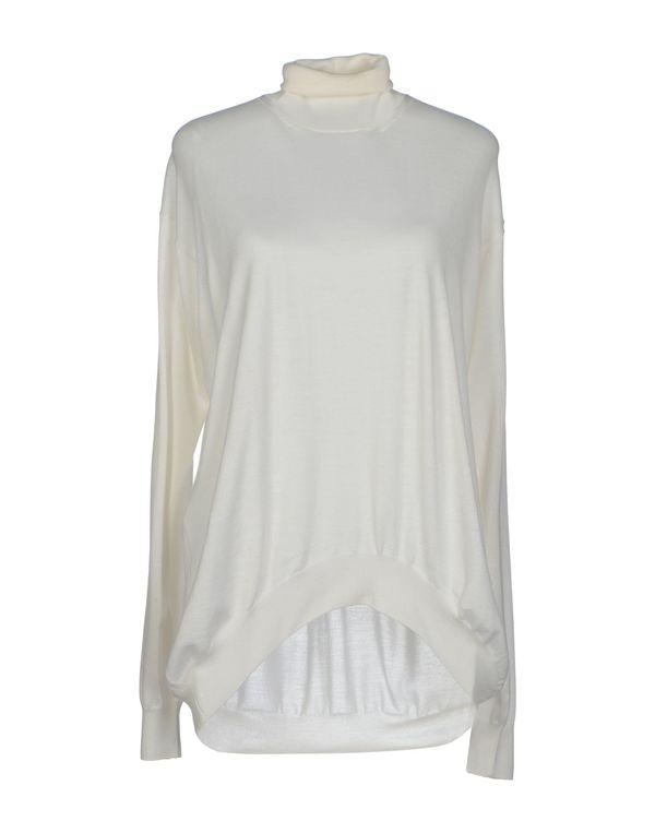 白色 STELLA MCCARTNEY 圆领针织衫