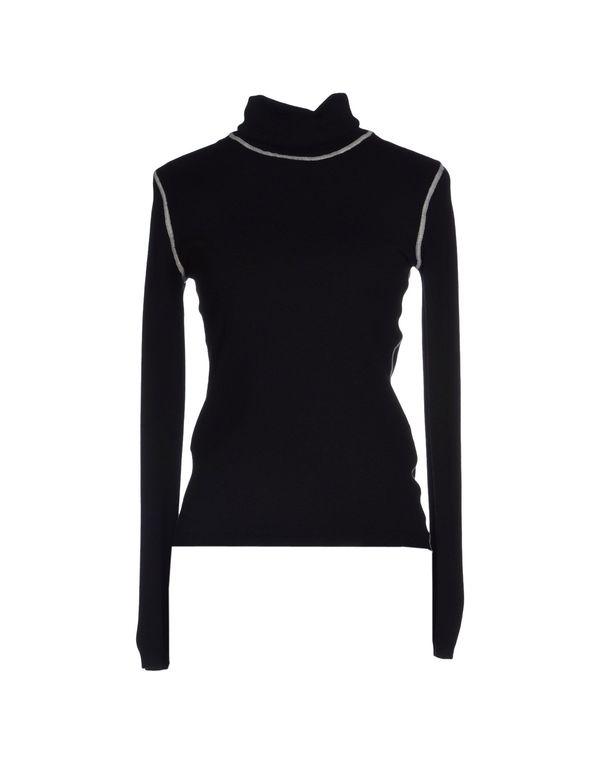黑色 PIANURASTUDIO 圆领针织衫