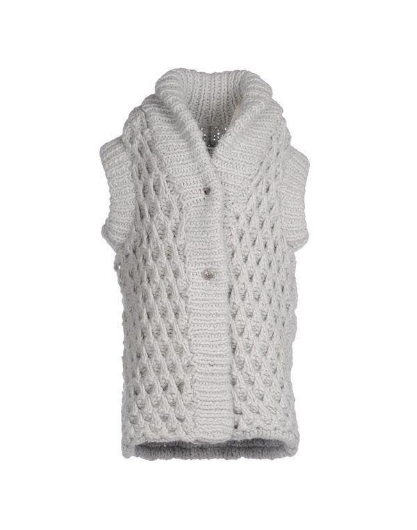 淡灰色 MAISON MARTIN MARGIELA 4 针织开衫