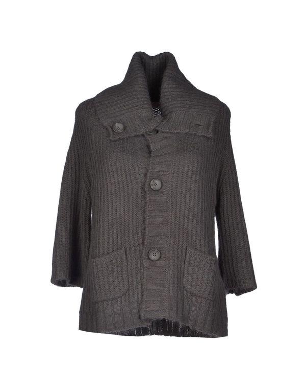 灰色 SCERVINO STREET 针织开衫
