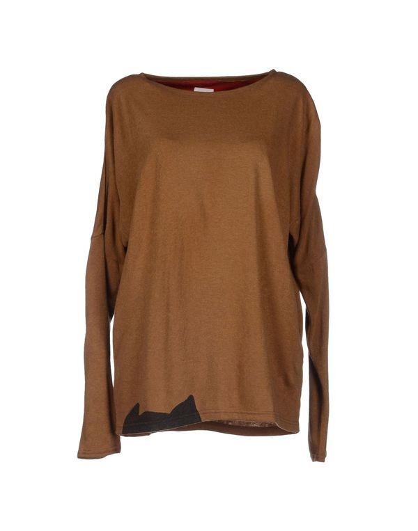 棕色 TSUMORI CHISATO 套衫
