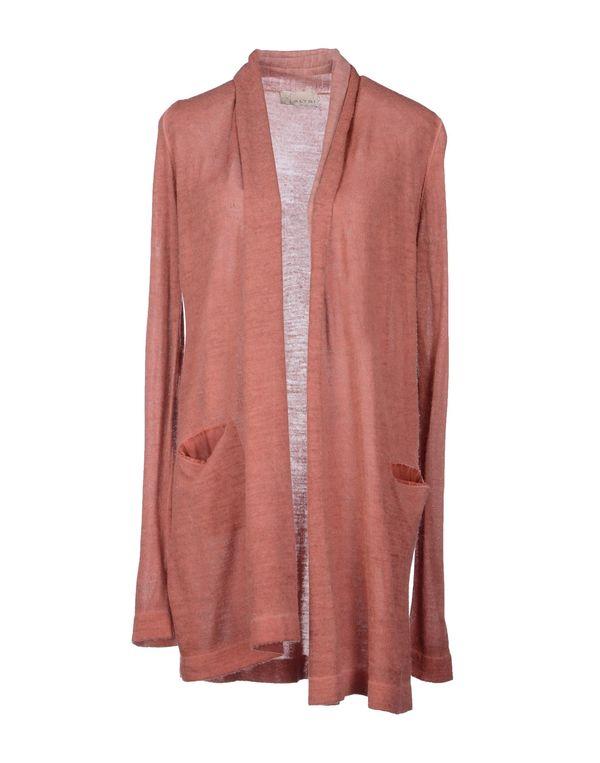 水粉红 ALYSI 针织开衫