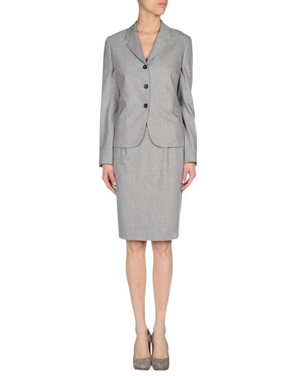 淡灰色 TONELLO 女士西装套装