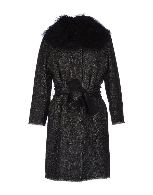 黑色 DOLCE & GABBANA 大衣