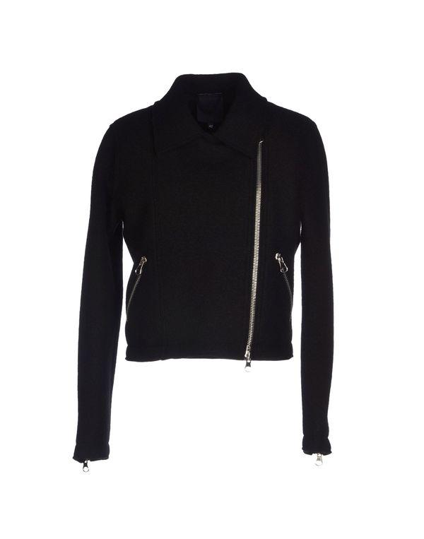 黑色 ASPESI 夹克