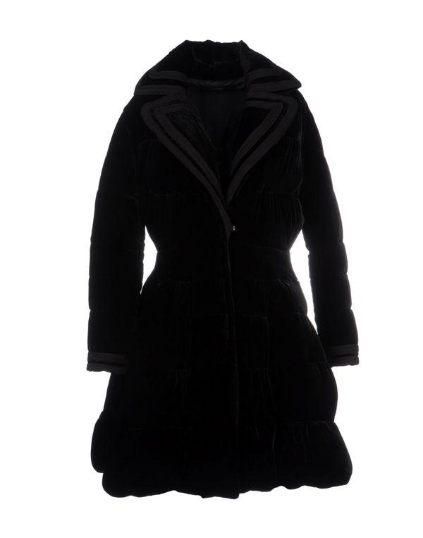 黑色 ERMANNO SCERVINO 夹克