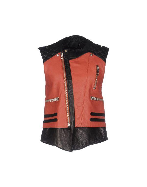 砖红 BALENCIAGA 夹克
