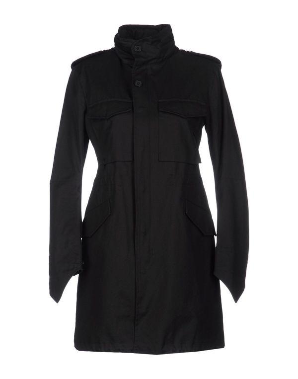 黑色 YOHJI YAMAMOTO 外套