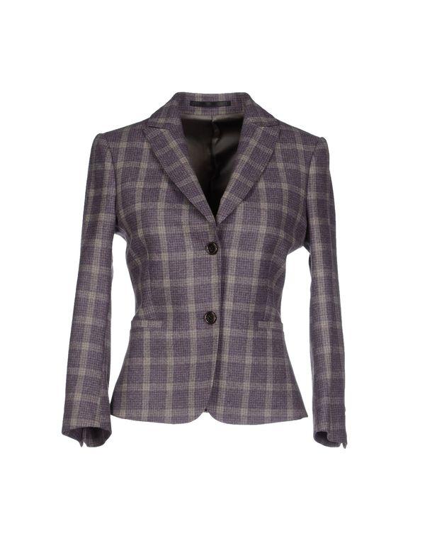 紫红 MAURO GRIFONI 西装上衣