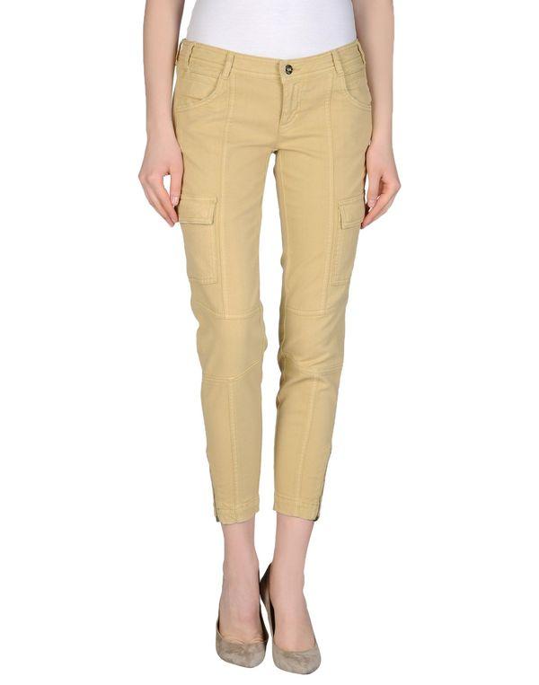 米色 D&G 牛仔裤