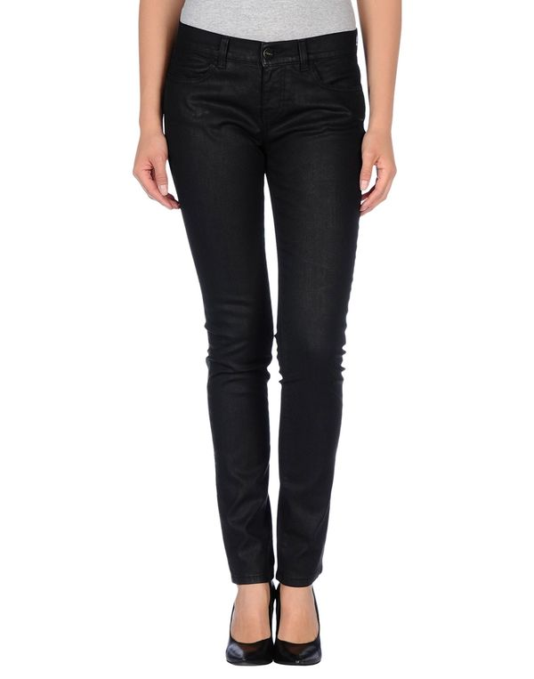 黑色 PINKO GREY 牛仔裤