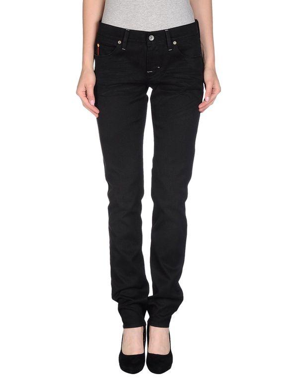 黑色 BOSS ORANGE 牛仔裤
