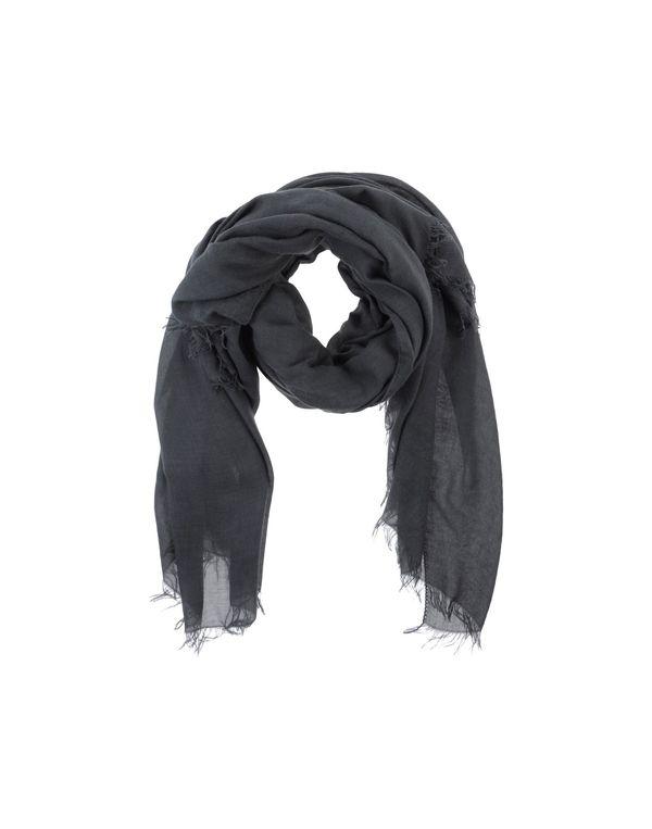 铅灰色 JUCCA 围巾