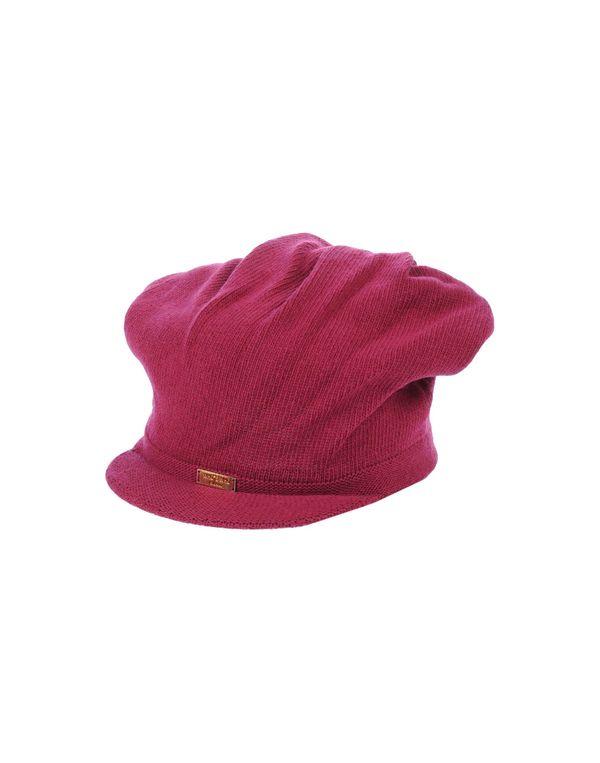 石榴红 WHO*S WHO 帽子