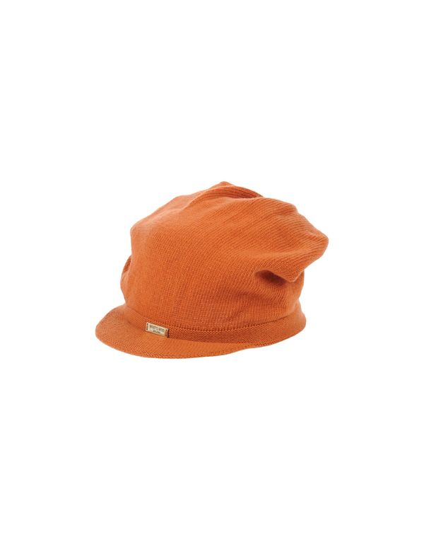 橙色 WHO*S WHO 帽子