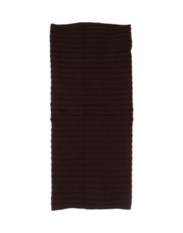 巧克力色 DOLCE & GABBANA 领部装饰