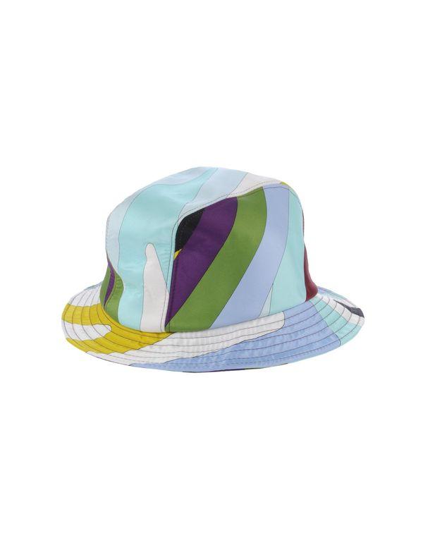 紫色 EMILIO PUCCI 帽子