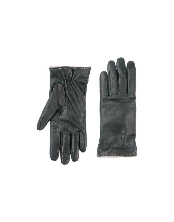 深绿色 P.A.R.O.S.H. 手套