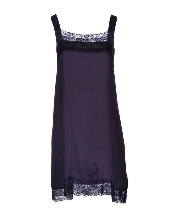 深紫色 TWIN-SET SIMONA BARBIERI 衬裙