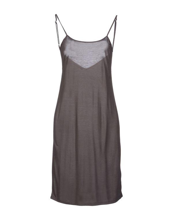 铅灰色 LIU •JO 衬裙