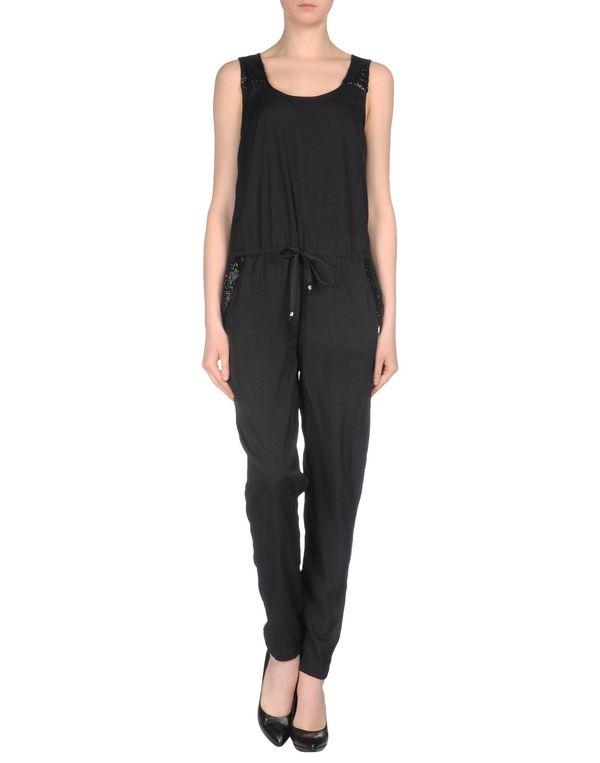 黑色 ONLY 连身长裤