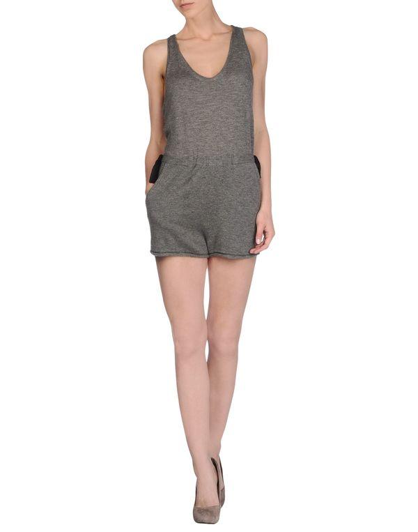 灰色 3.1 PHILLIP LIM 连身短裤