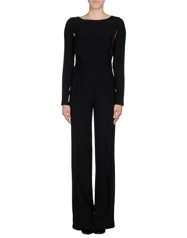 黑色 JO NO FUI 连身长裤
