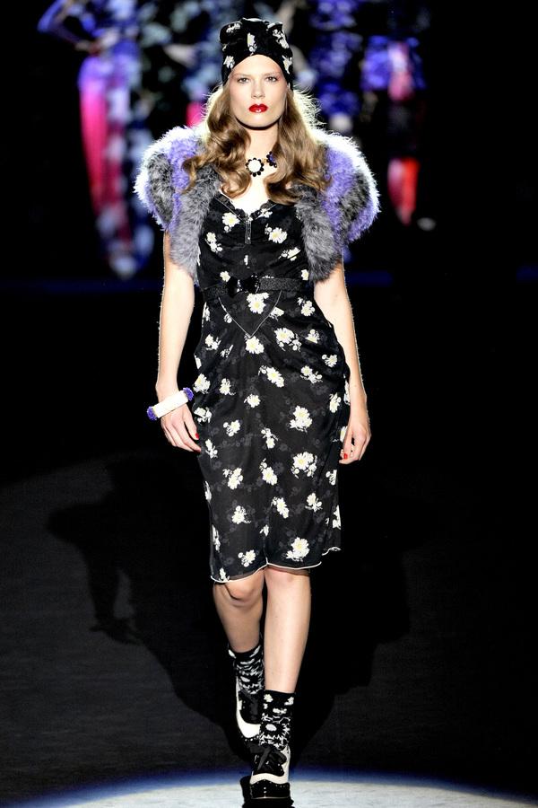 Anna Sui2012春夏时装秀