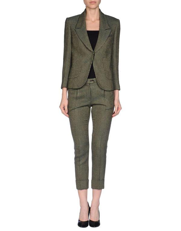 绿色 MAURO GRIFONI 女士西装套装