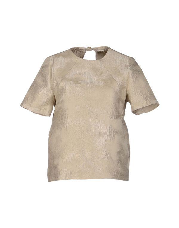 米色 MAURO GRIFONI 女士衬衫