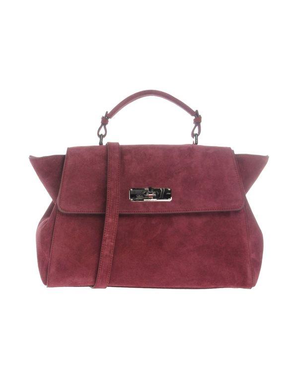 波尔多红 GIORGIO ARMANI Handbag