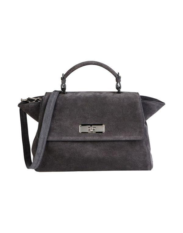 铅灰色 GIORGIO ARMANI Handbag