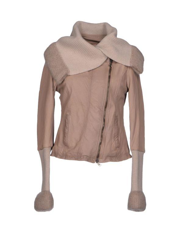 浅棕色 PATRIZIA PEPE 夹克