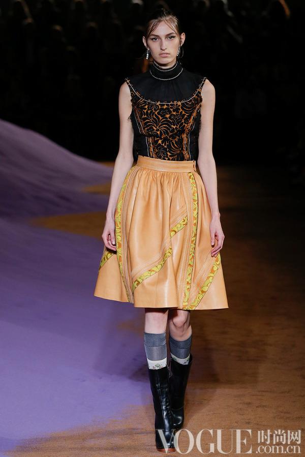 Prada2015春夏时装秀