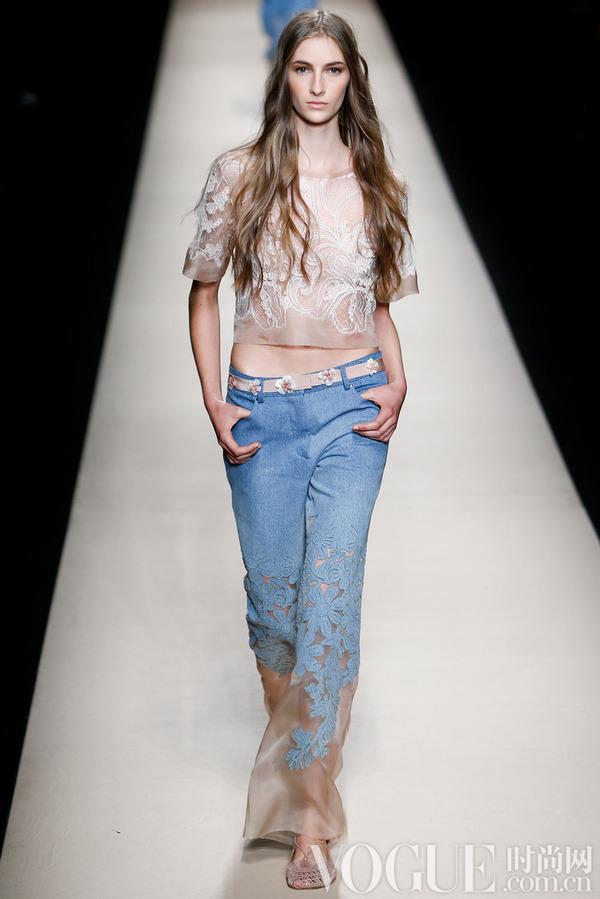 Alberta Ferretti2015春夏时装秀