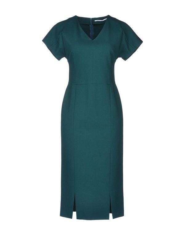 绿色 LAVINIATURRA 中长款连衣裙